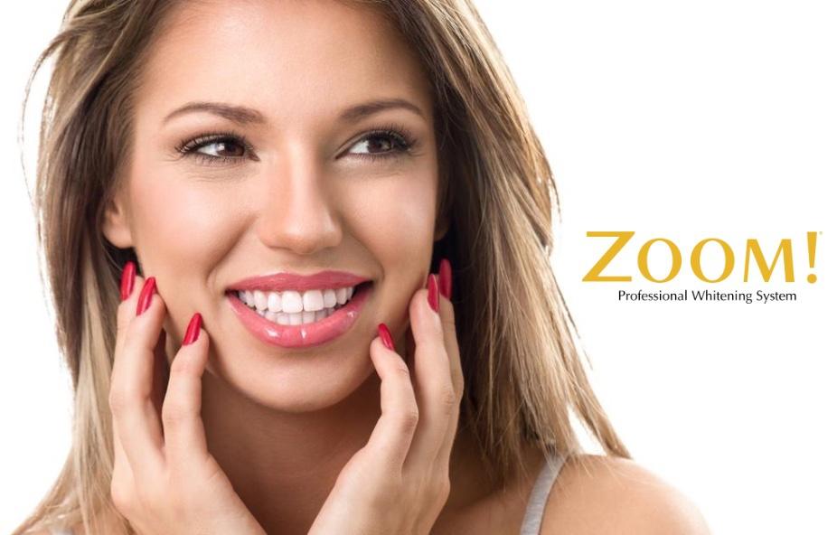 Zoom - профессиональное отбеливание зубов